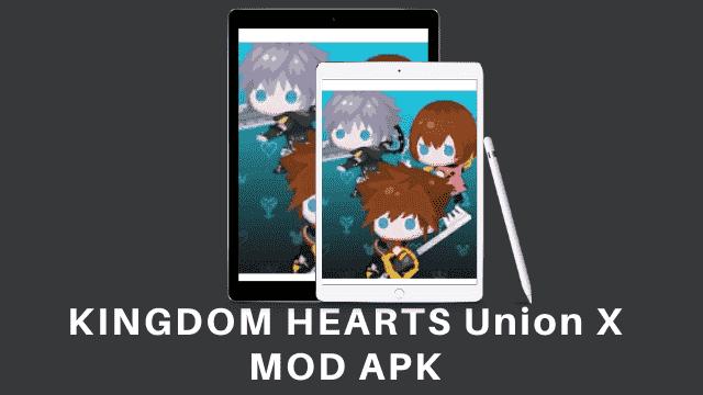 KINGDOM HEARTS Union x Featured Photo