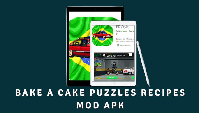 Bake A Cake Puzzles Recipes MOD APK