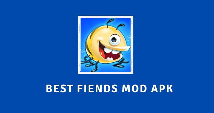 Best Fiends MOD APK Screen