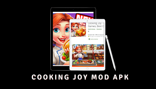 Cooking Joy MOD APK Screen