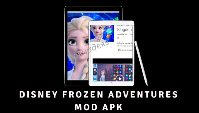 Disney Frozen Adventures MOD APK Featured Image