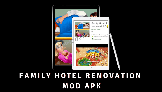 Family Hotel Renovation Featured Image