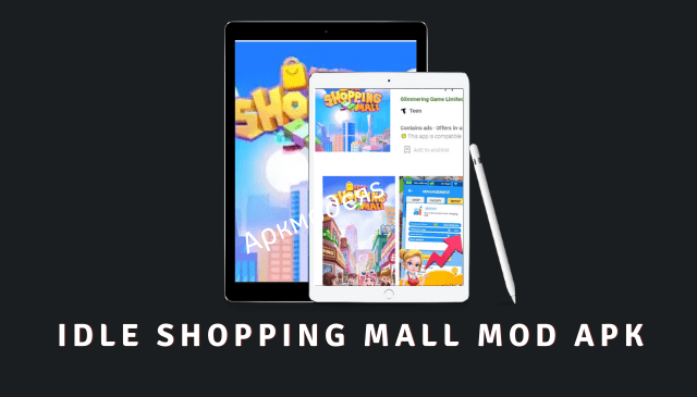 Idle Shopping Mall Featured Image
