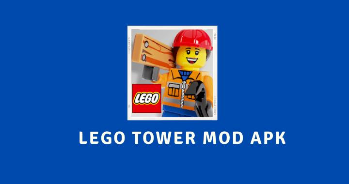 LEGO Tower MOD APK Screen