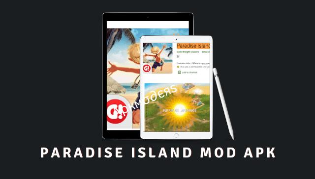 Paradise Island Featured Image