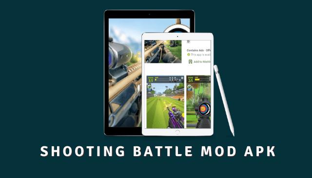 Shooting Battle MOD APK