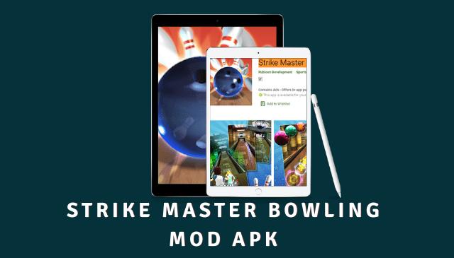 Strike Master Bowling MOD APK