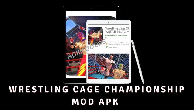 Wrestling Cage Championship MOD APK